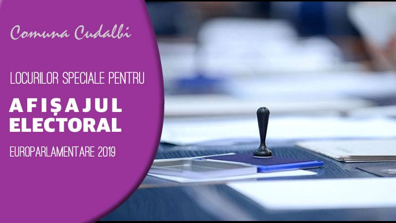 sectii-de-votare-Comuna-Cudalbi-europarlamentare-2019